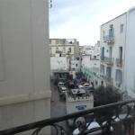 チュニジアの風景(19)裏窓