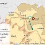 米国のイラク北部限定空爆の意図と目標