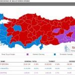 トルコ大統領選挙は地域間格差による明瞭な結果が出た