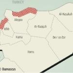 トルコはシリア北部の安全地帯化を提案、空爆には依然として不参加