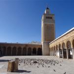 チュニジアの風景(1)ザイトゥーナ・モスク