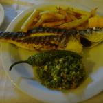 チュニジアの風景(12)魚が旨い
