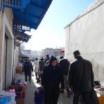 チュニジアの風景(18)露天市場