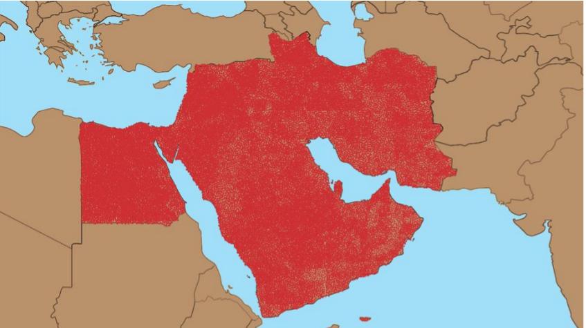 中東一人一国構想Onion