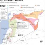 【今日の一枚】(16)シリア内戦 クルド人勢力の台頭(その2)