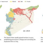 【今日の一枚】(18)シリア内戦 クルド人勢力(その3)勢力の拡大