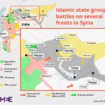 【今日の一枚】(8)シリア内戦の焦点マンビジュ:アレッポ北部の回廊2016年6月
