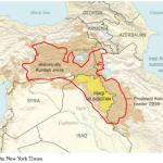 【今日の一枚】(20)ヴェルサイユ会議(1919)でのクルド人の国家・領土要求