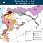 【今日の一枚】(26)シリア内戦の地図と言えばInstitute of the Study of War
