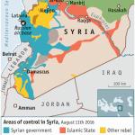 【今日の一枚】(21)シリア北部ジャラーブルスへのトルコ軍部隊の侵攻の背景は