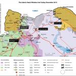 【今日の一枚】(24)シリア北部「回廊」地帯の詳細