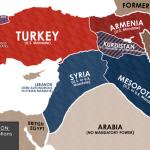 【今日の一枚】(28)中東の国境を引き直すなら(2)キング・クレーン報告書