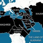 【今日の一枚】(32)中東の国境線を引き直すなら(6)「イスラーム復興」の野望
