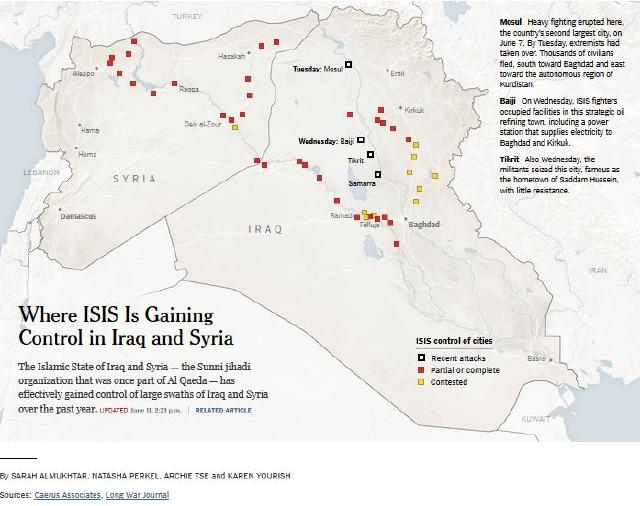 Isis_New York Times_June10_2014