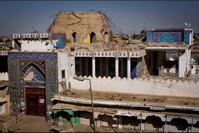 Askari Mosque_After June2007