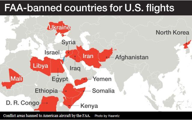FAA_Ban_Flights_July 2014