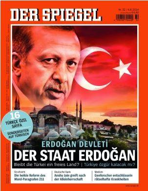 Erdogan Der Staat_Spiegel 32_2014_August 4