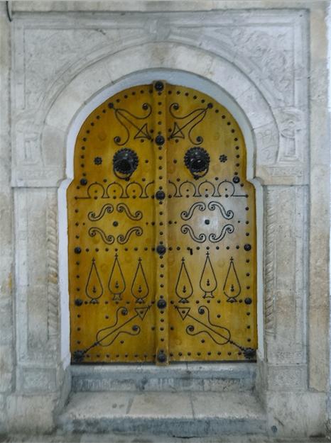 チュニジアのドア2