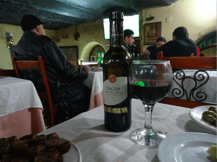 チュニジア飲み屋4