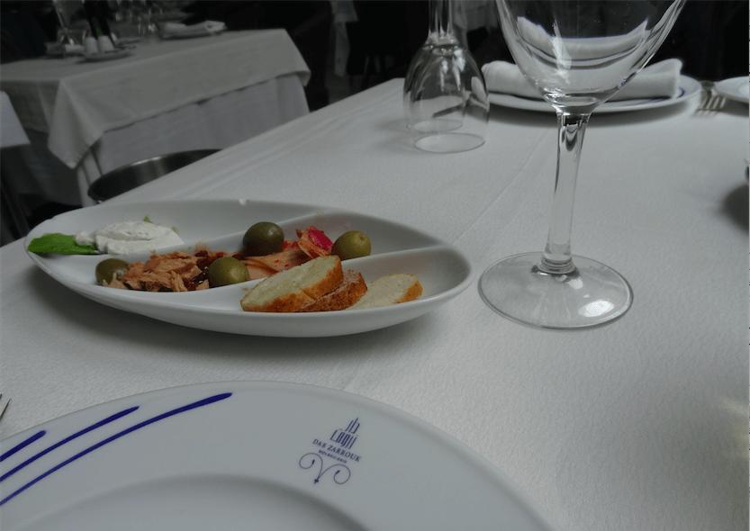 チュニジア食前菜ハリッサ高級