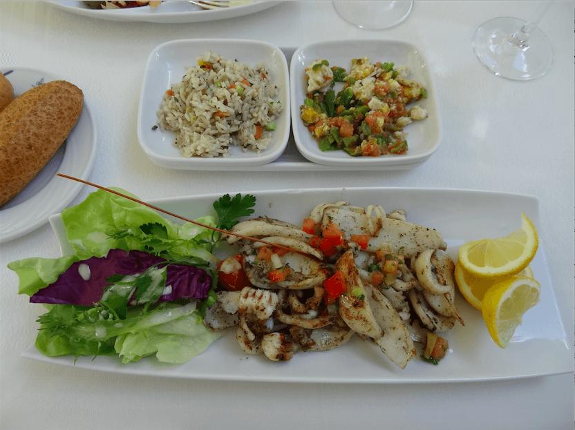 チュニジア食アブーザッルーク