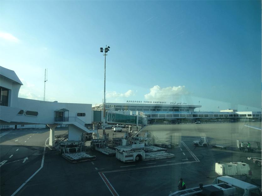 チュニス・カルダゴ空港